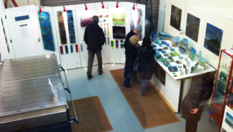 Open studio sale
